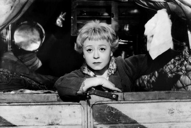 The film that makes me cry: La Strada