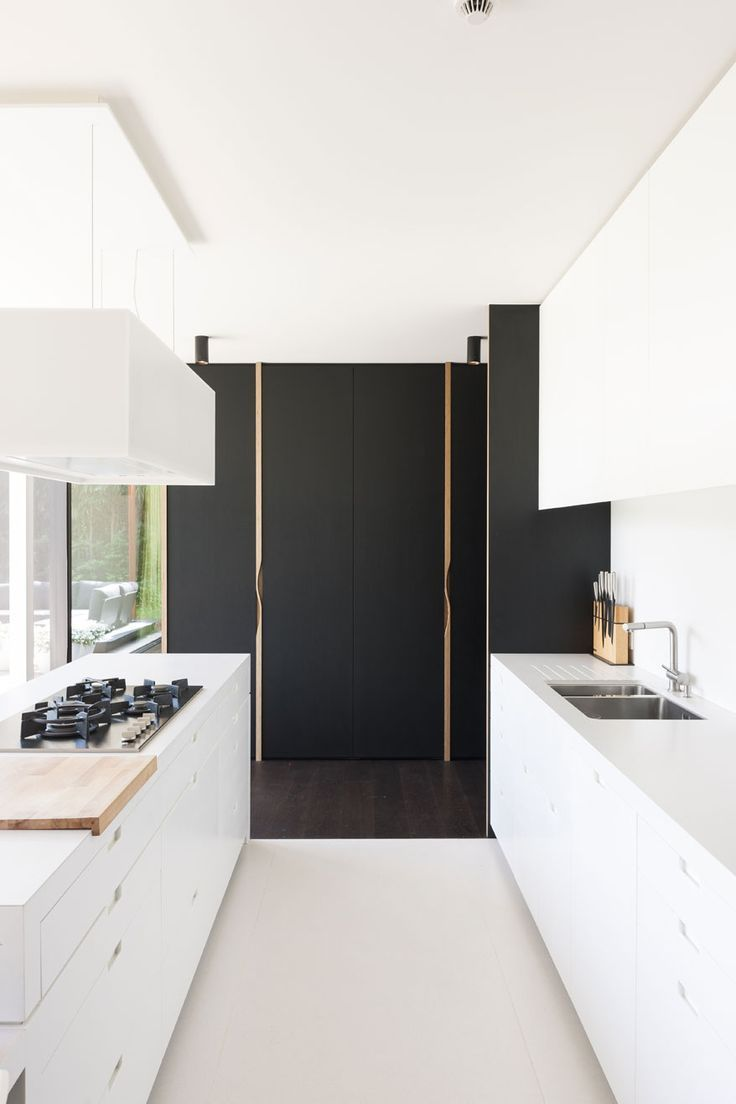 Parallel Kitchen 17 Best Images About Kitchen Keuken On Pinterest Concrete