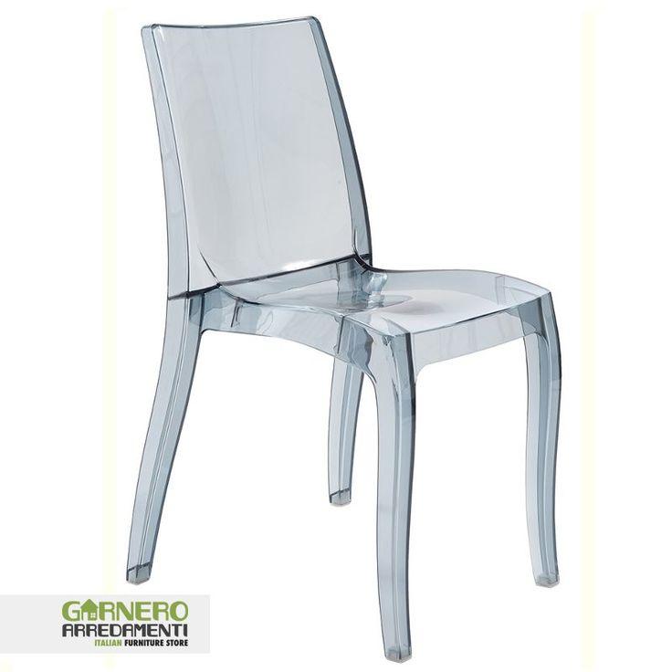 34 best sedie trasparenti in policarbonato images on for Sedie moderne eleganti