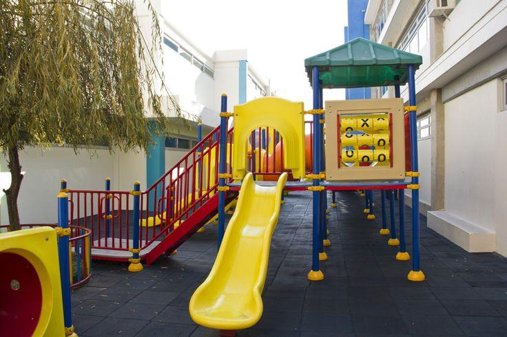Área de juegos preescolar