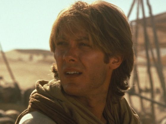 James Spader in STARGATE. There is nothing not to like. I mean I've only liked him for **20 years.**