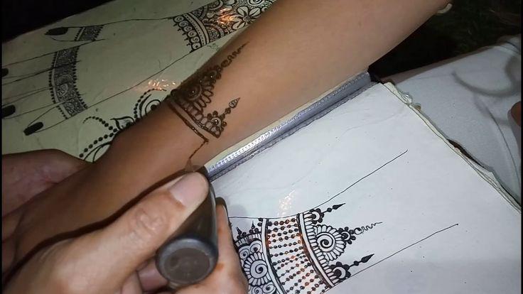 Tatuagem de Hena - Célia Santiago