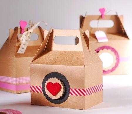 Caja de picnic pequeña - SelfPackaging