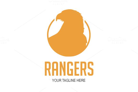 Rangers Logo Design by Florin Chitic on @creativemarket