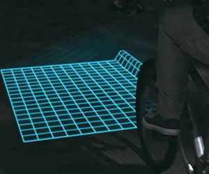 Bicycle Grid Projector Concept Products I Love Bicycle
