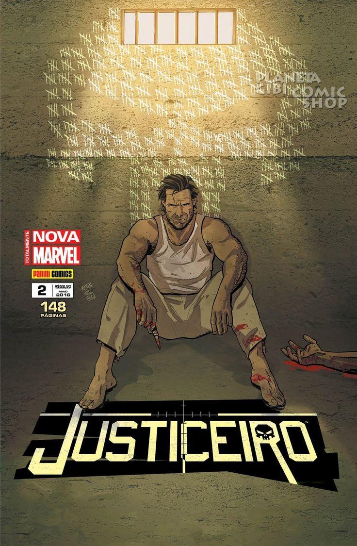 LIGA HQ - COMIC SHOP JUSTICEIRO (ALL NEW MARVEL) #2 PARA OS NOSSOS HERÓIS NÃO HÁ DISTÂNCIA!!!