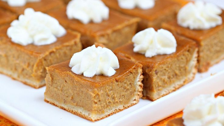 Blogger Roxana Yawgel of Roxana's Home Baking gives the bar treatment to a favorite holiday pie.