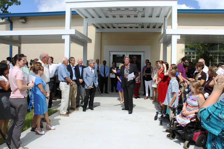We are so excited! Last month, Goodwill cut the ribbon on the brand new Goodwill L.I.F.E. Academy in July 2013. School started just last week. Exciting new chapters...
