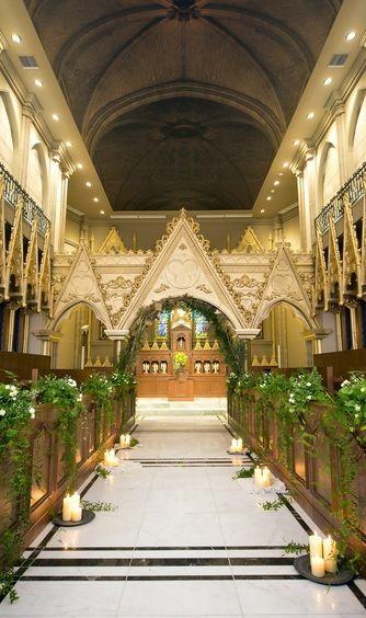 モーリアクラシック久留米迎賓館 チャペル(セント ベランジェリア大聖堂)画像2-1