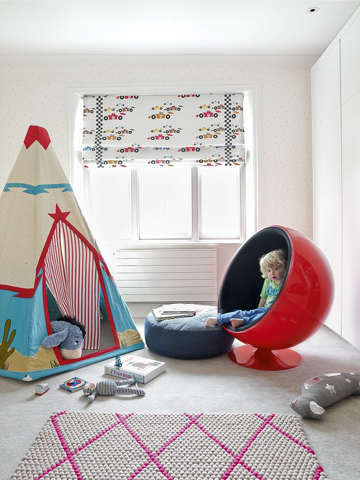 A fun children's room
