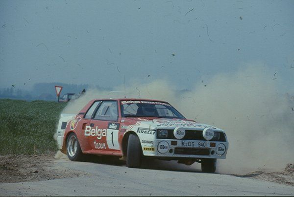 Kankunen Haspangouwrally 1985