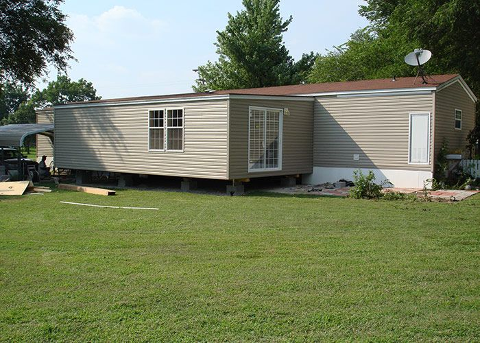 Best 25 mobile home addition ideas on pinterest for Modular garage addition