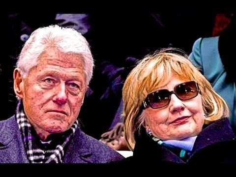 HILLARY & BILL CLINTON-THEIR DIRTY SECRETS EXPOSED! 2015