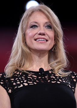 Feminists Quiet on Kellyanne Conway