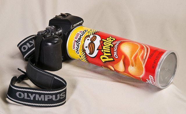 digital pinhole camera