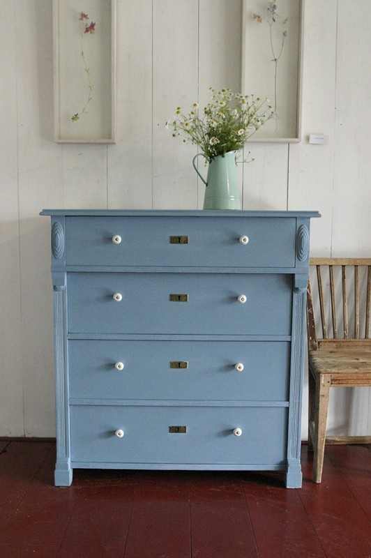 Scandinavian Style Painted Furniture