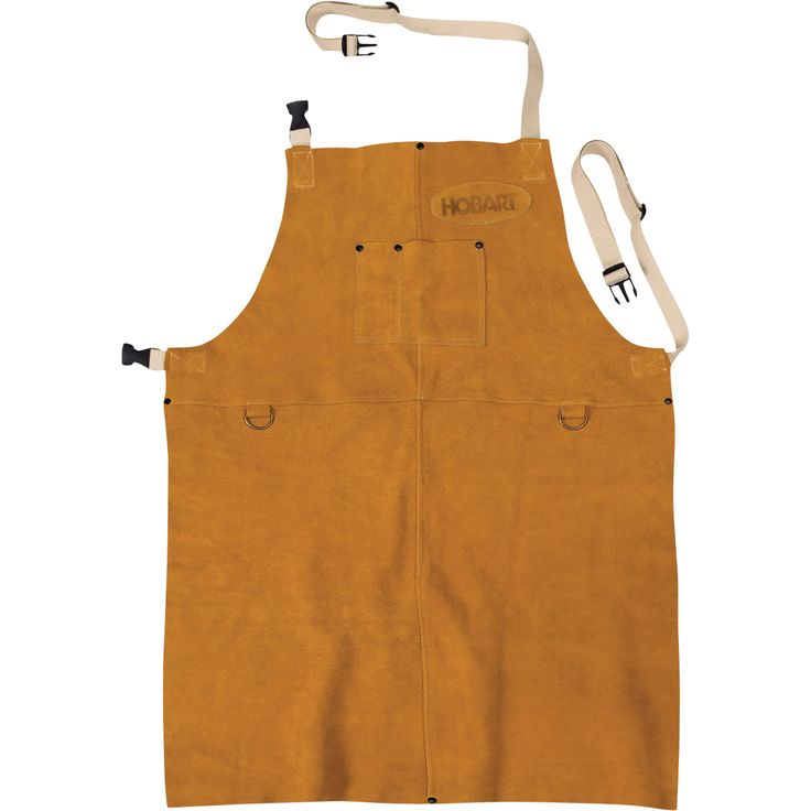 Hobart Leather Welding Apron
