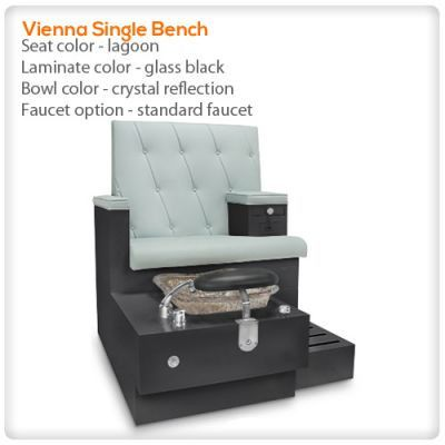 Gulfstream-Vienna single bench