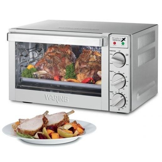 Waring Commercial Countertop Convection Oven - 1/4 Size (WCO250X) | Everything Kitchens