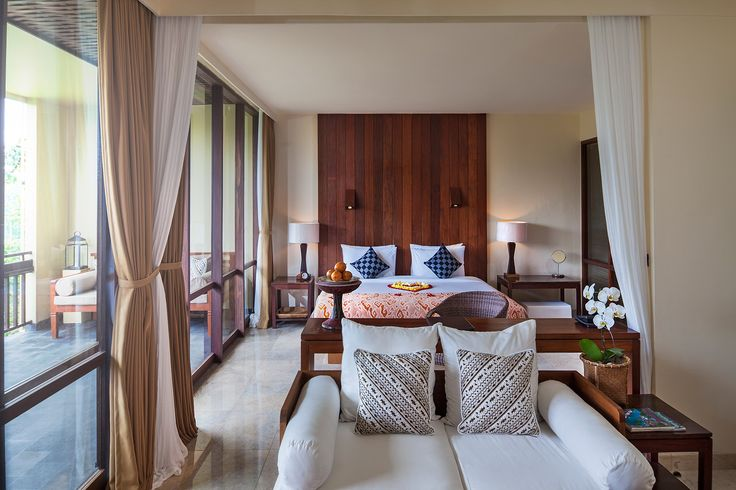 our Famouse Bisma Suite Room for your Luxury Experience Moment in Ubud Bali