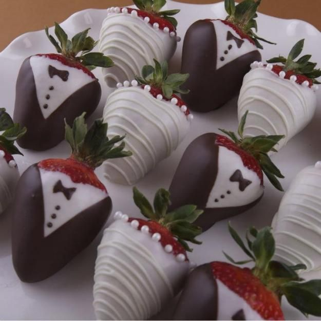 Love this!!! Especially since I love chocolate covered strawberries....