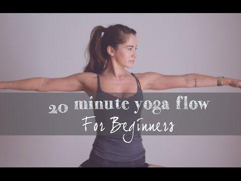 ▶ 20 Min Yoga Flow for Beginners - YouTube