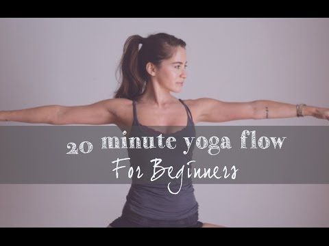 ▶ 20 Min Yoga Flow for Beginners - YouTube