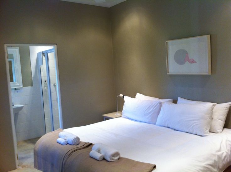 Cottage 10 - bedroom, Saronsberg Vineyard Cottages, Tulbagh, South Africa