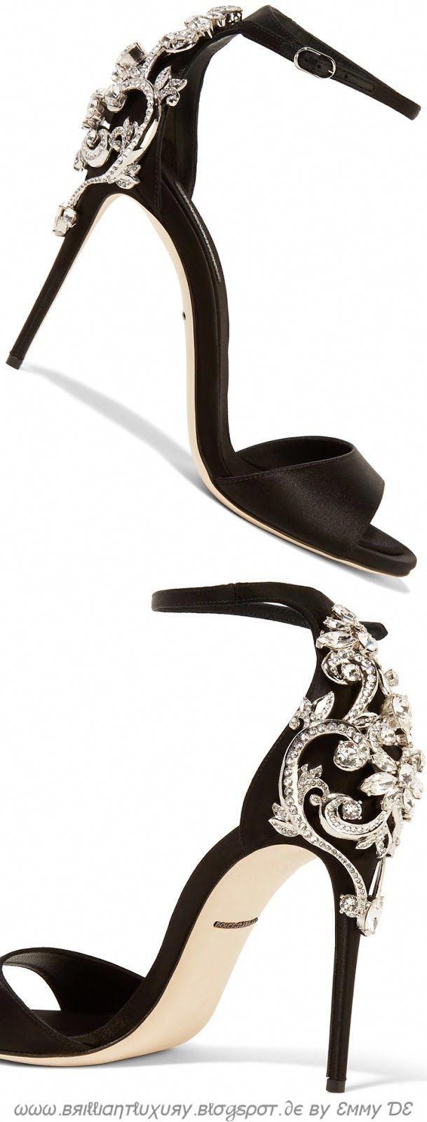 Brilliant Luxury by Emmy DE ♦Dolce & Gabbana #Shoeshighheels