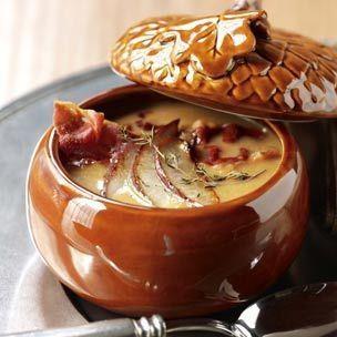 Bal Kabağı Çorbası..
