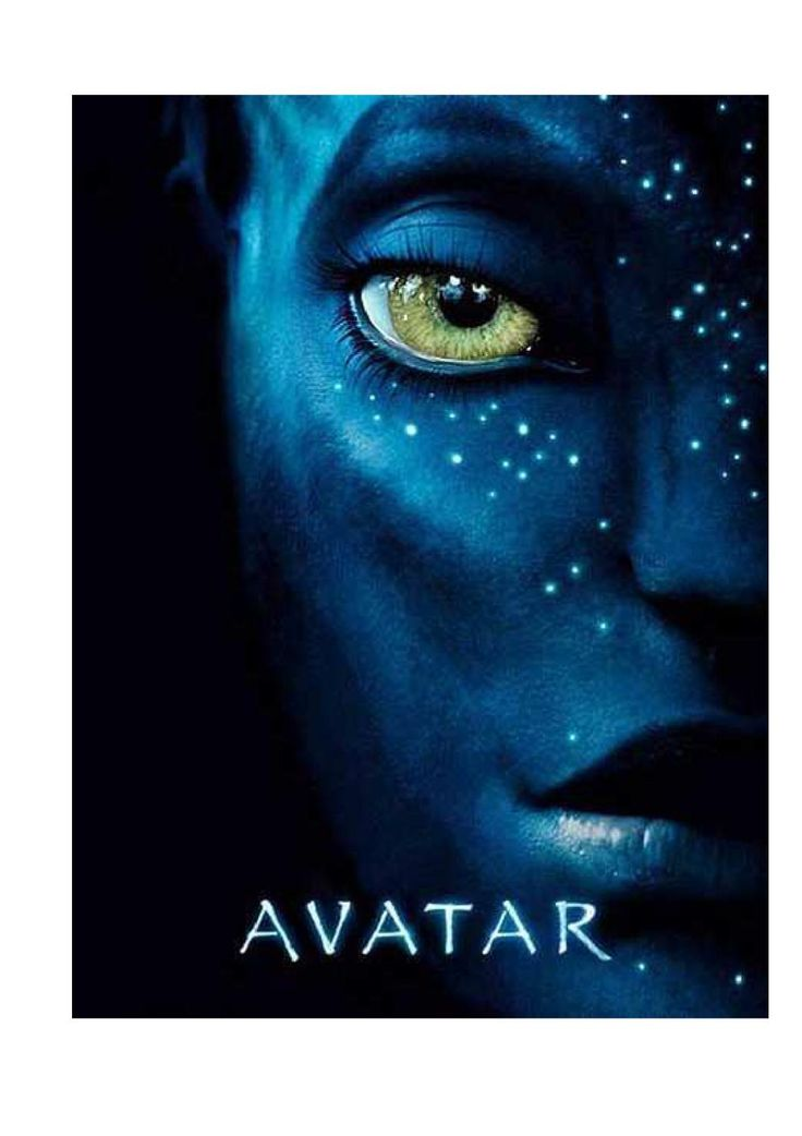 Avatar  Avatar film summary