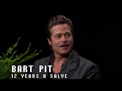 "FunnyorDie.com just released an incredibly funny and awkward episode of ""Between Two Ferns with Zach Galifianakis"" featuring Brad Pitt!"