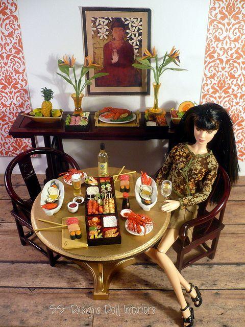 Lea dinner flickr photo sharing i am doll parts pinterest