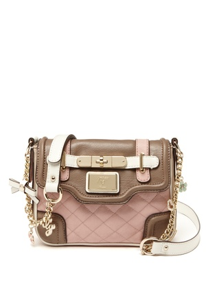 GUESS Amour Crossbody Flap Bag