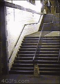 Memes - Bebado vs Escada