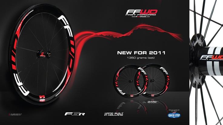 ad for FFWD wheels