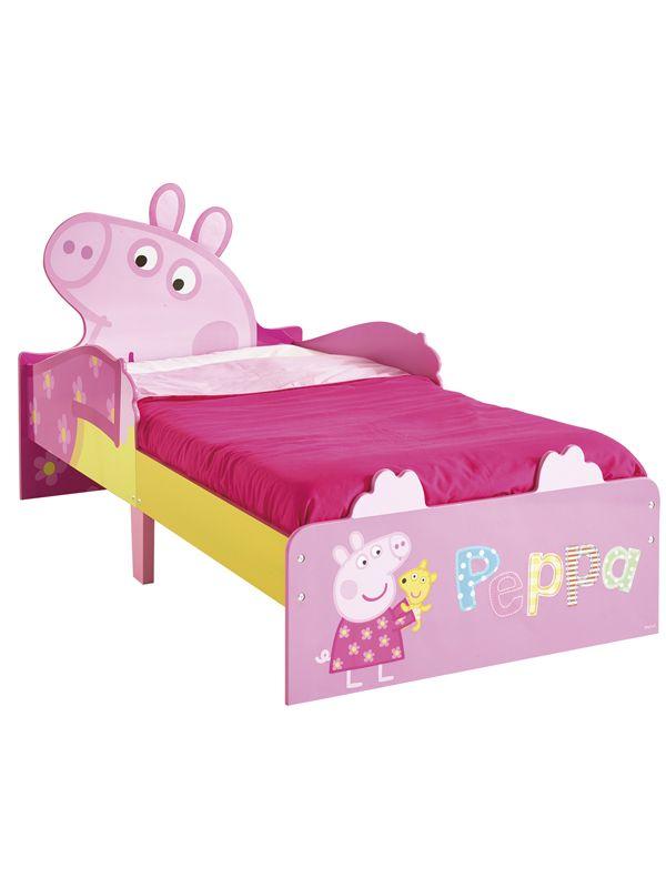 Peppa Pig SnuggleTime Toddler Bed   Junior   Bedroom