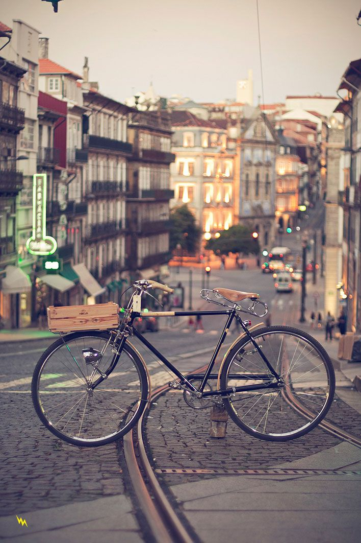 KAIAK - A webzine that indulge esthetics.: Retro yet modern bicycle - CRUSTED
