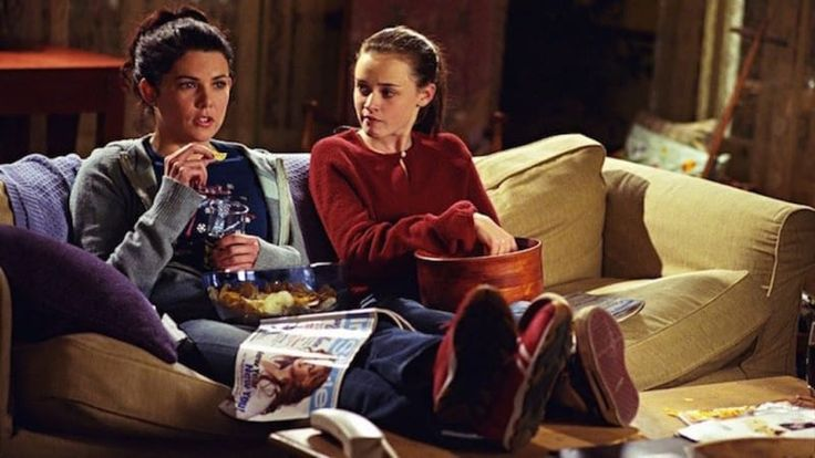 """Here's Every Single Movie Referenced In """"Gilmore Girls"""""""