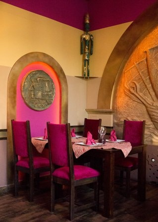 Le Cedre Libanese Restaurant in Warsaw