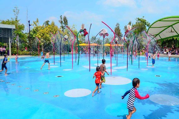Exciting 4 Hours In Garden By The Bay Magic Child Of Nature Technology Children S Garden Singapore Travel Gardens By The Bay