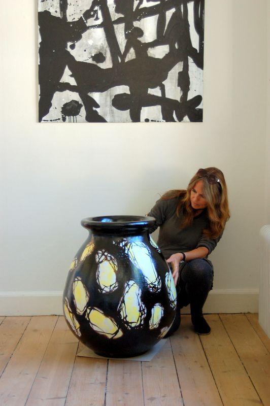 New Ceramics by Annette Sjølund, Denmark