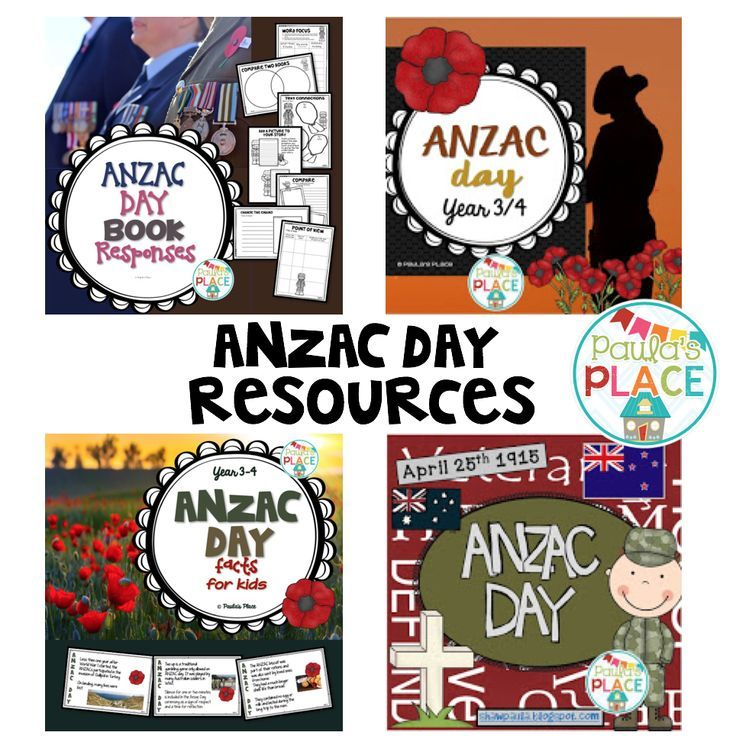 ANZAC Day - a day to remember those we have lost. This packs will provide facts and tasks to support your teaching and learning program.