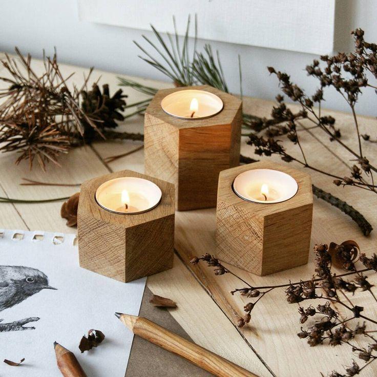 by @kcrm_crafts >>https://www.etsy.com/shop/KCRMcrafts<<  #tealightholder #candleholder #oak #wood #woodwork #honeycomb #shape #nature #natura #inspiredbynature #candle #candlelove #świecznik #świeczki #wieczór #evening #mood #nastrój #etsystore #etsy #handmade #kcrmcrafts #polska