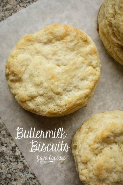 Buttermilk Biscuits | Recipe