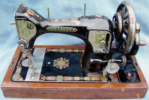 Standard Sewing Machine Hexagon en 2020 (con imágenes