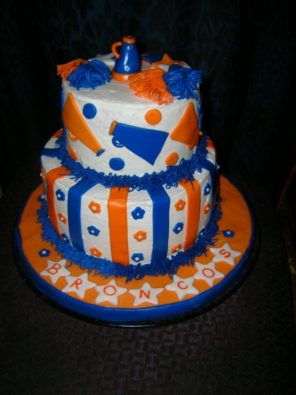 43 Best Orange And Blue Cakes Images On Pinterest Conch Fritters