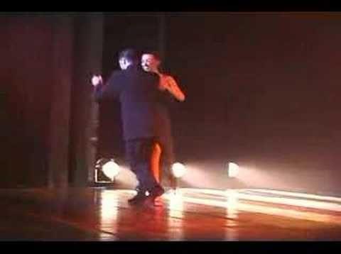 Tango - Roberto Herrera y Natacha Poberaj