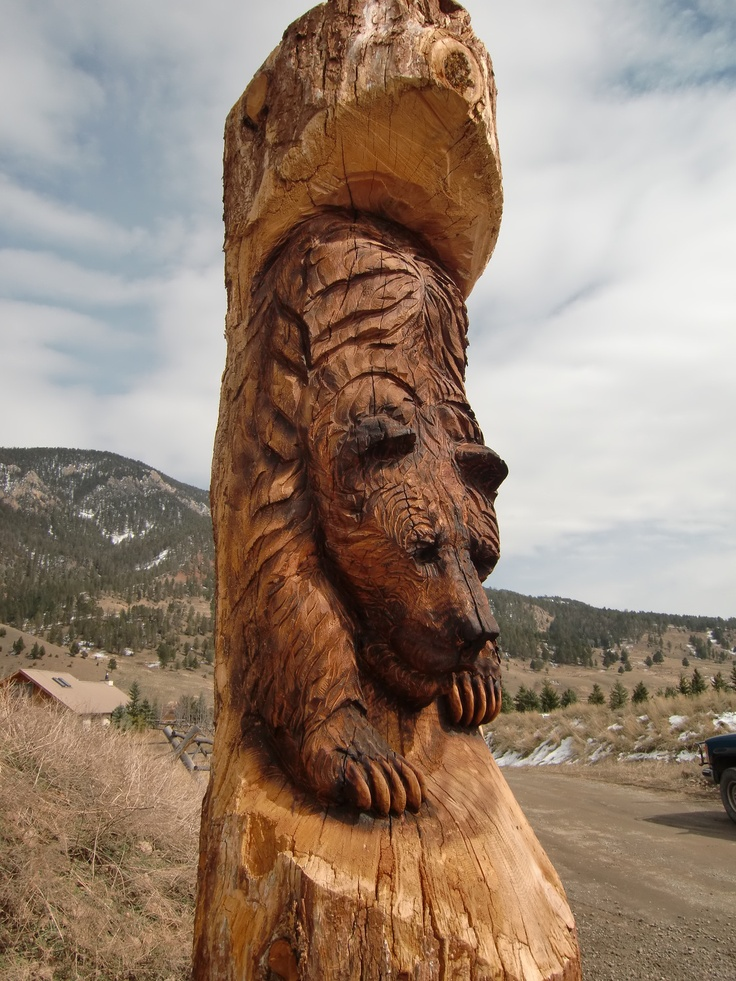 Best images about totem poles on pinterest garden