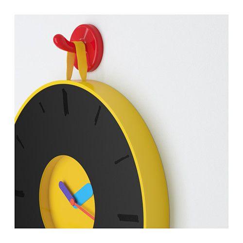 die besten 25 wanduhr ikea ideen auf pinterest bild wanduhren wanduhr kinderzimmer und ikea. Black Bedroom Furniture Sets. Home Design Ideas